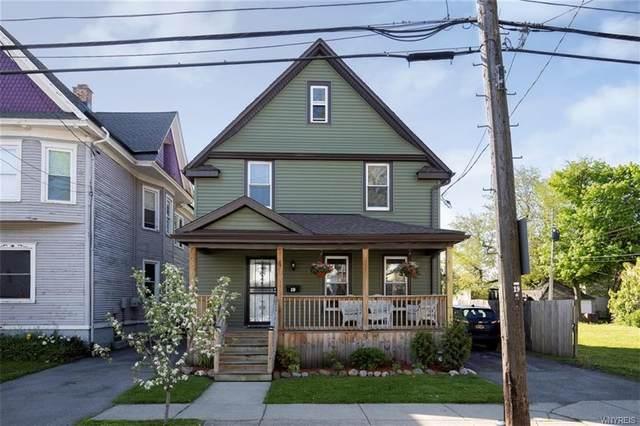 19 Duerstein Street, Buffalo, NY 14210 (MLS #B1266525) :: MyTown Realty