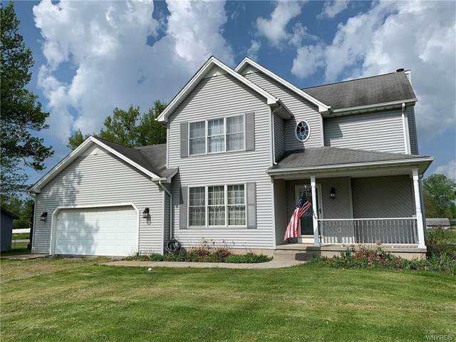 6650 Townline Road, Wheatfield, NY 14120 (MLS #B1266528) :: Updegraff Group