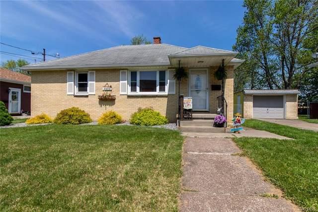 540 Adam Street, Tonawanda-City, NY 14150 (MLS #B1266538) :: Lore Real Estate Services