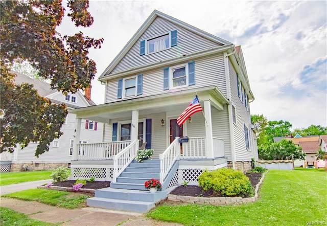 306 Catherine Street, Ridgeway, NY 14103 (MLS #B1266550) :: Lore Real Estate Services