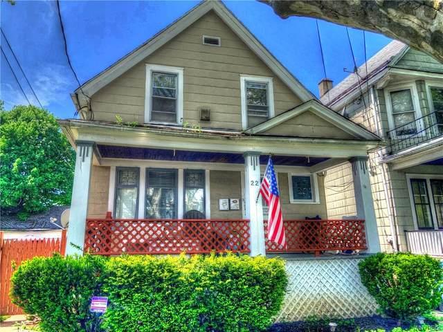 22 Erb Street, Buffalo, NY 14211 (MLS #B1266552) :: 716 Realty Group