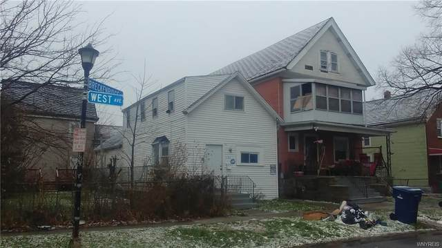 126 Breckenridge Street, Buffalo, NY 14213 (MLS #B1266609) :: 716 Realty Group