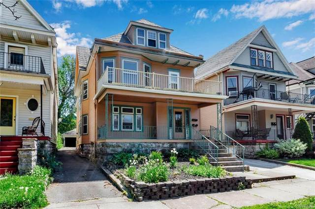633 W Delavan Avenue, Buffalo, NY 14222 (MLS #B1266663) :: 716 Realty Group
