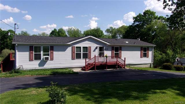 11 Noble Street, Amity, NY 14813 (MLS #B1266751) :: BridgeView Real Estate Services