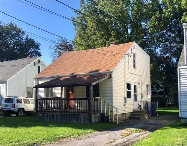44 S Ryan St Street S, Buffalo, NY 14210 (MLS #B1266786) :: Lore Real Estate Services
