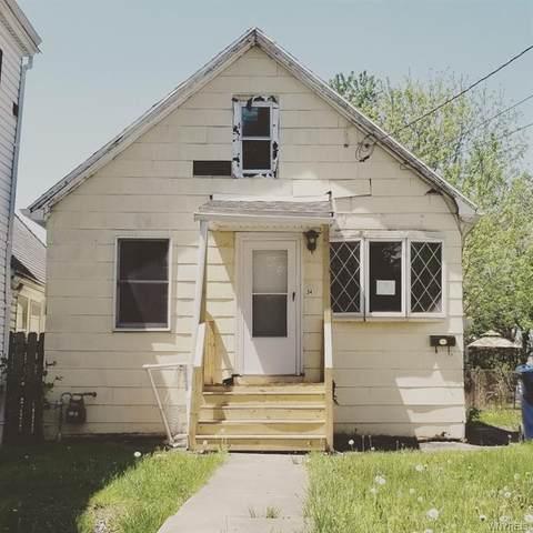 34 Benzinger Street, Buffalo, NY 14206 (MLS #B1266881) :: MyTown Realty