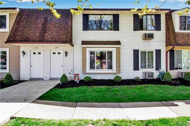 48 A Wellington Court, Amherst, NY 14221 (MLS #B1267075) :: 716 Realty Group
