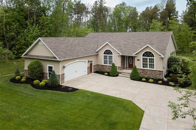 4891 Eckhardt Road, Boston, NY 14075 (MLS #B1267180) :: Lore Real Estate Services