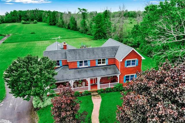 8845 Wolcott Road, Clarence, NY 14032 (MLS #B1267241) :: Updegraff Group