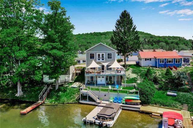 174 Long Point Dr, Machias, NY 14101 (MLS #B1267286) :: Lore Real Estate Services