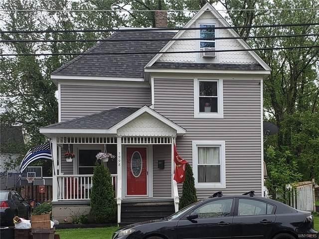 5998 Ide Road, Newfane, NY 14108 (MLS #B1267332) :: Robert PiazzaPalotto Sold Team