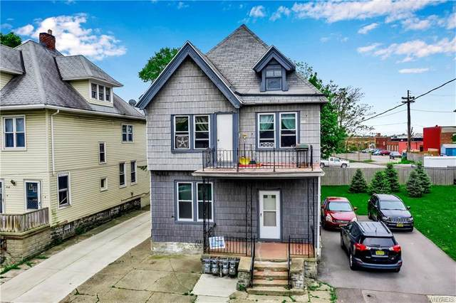 850 West Avenue, Buffalo, NY 14213 (MLS #B1267401) :: Updegraff Group