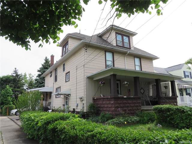 366 West Avenue, Lockport-City, NY 14094 (MLS #B1267458) :: Lore Real Estate Services