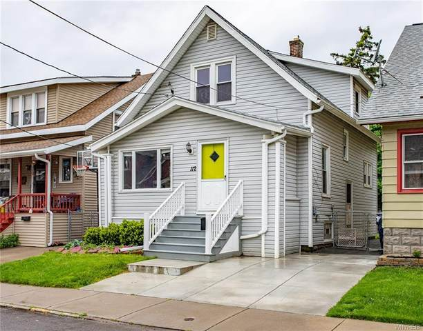 112 Hubbell Avenue, Buffalo, NY 14220 (MLS #B1267489) :: Updegraff Group