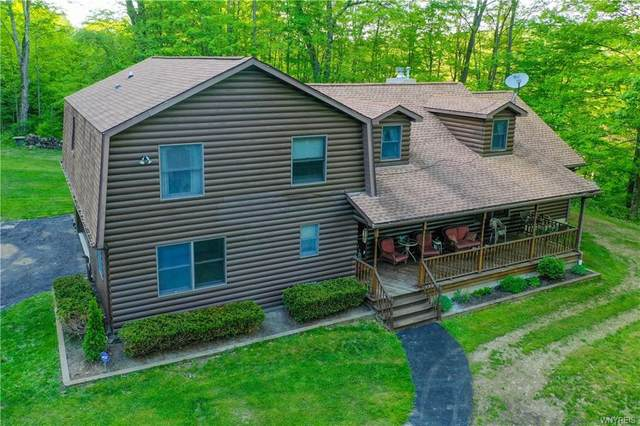 9370 Back Creek Road, Boston, NY 14025 (MLS #B1267523) :: 716 Realty Group