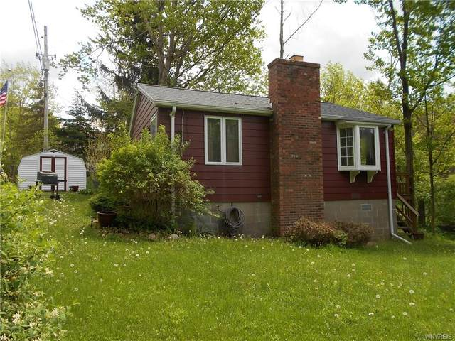 9907 Pond Road, Machias, NY 14042 (MLS #B1267689) :: BridgeView Real Estate Services
