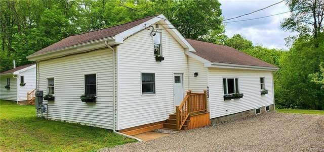 9423 E Holland Road, Holland, NY 14080 (MLS #B1267732) :: BridgeView Real Estate Services