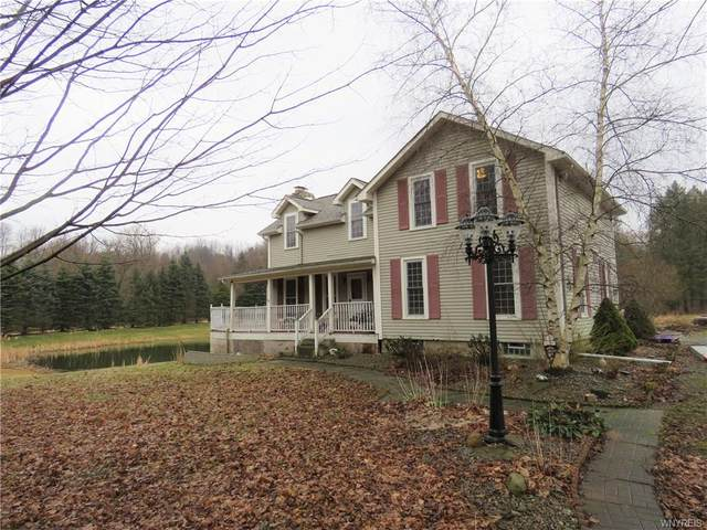 1177 Graff Road, Bennington, NY 14011 (MLS #B1268124) :: BridgeView Real Estate Services