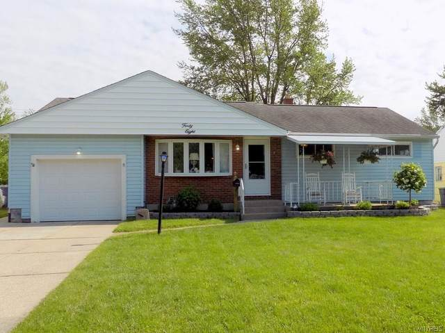 48 Regency Court, Amherst, NY 14226 (MLS #B1268500) :: 716 Realty Group