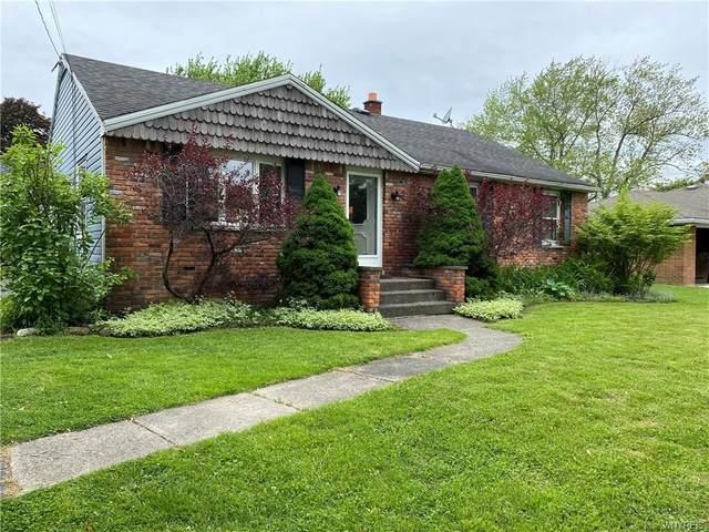 450 Woodlin Avenue, North Tonawanda, NY 14120 (MLS #B1268537) :: 716 Realty Group