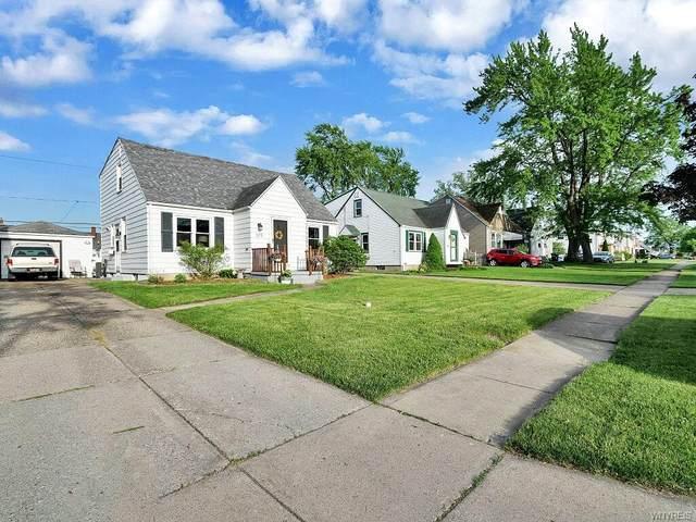 125 Edgewood Ave Avenue, Tonawanda-Town, NY 14223 (MLS #B1268741) :: BridgeView Real Estate Services