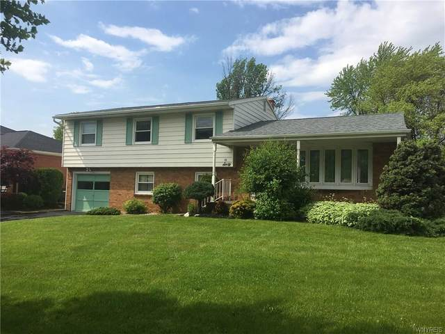 60 Forest Hill Drive, Amherst, NY 14221 (MLS #B1268746) :: Updegraff Group