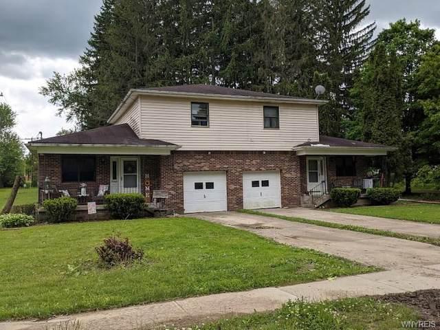 5369 Depot Street, Ashford, NY 14171 (MLS #B1268873) :: BridgeView Real Estate Services