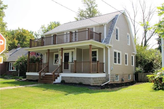 31 Norman Place, Amherst, NY 14226 (MLS #B1269147) :: BridgeView Real Estate Services