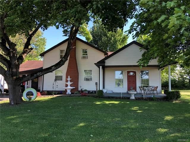 8972 Chestnut Ridge Road, Royalton, NY 14105 (MLS #B1269916) :: MyTown Realty