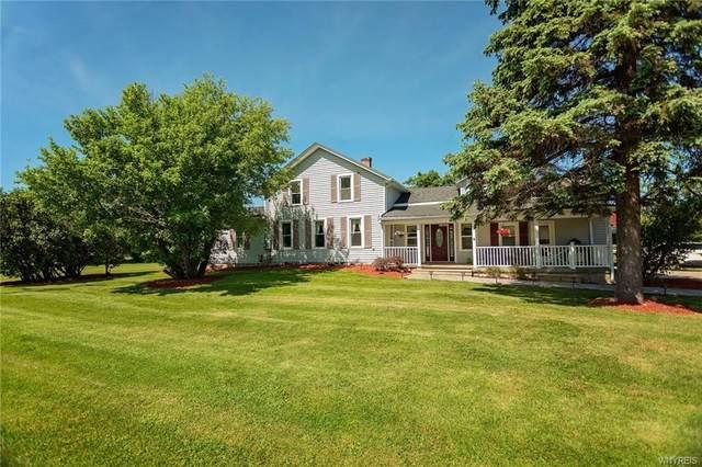 10188 Pavilion Center Road, Pavilion, NY 14525 (MLS #B1269963) :: Lore Real Estate Services