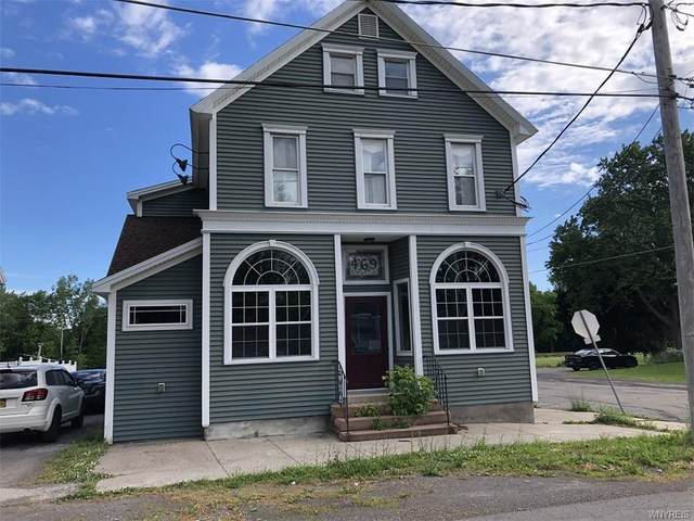 469 E State Street, Albion, NY 14411 (MLS #B1270897) :: Robert PiazzaPalotto Sold Team
