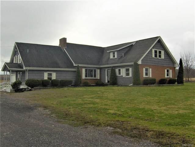 3272 Whitney Road, Seneca, NY 14561 (MLS #B1272076) :: Lore Real Estate Services