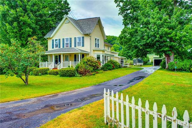 1278 Eagle Street, Freedom, NY 14009 (MLS #B1273417) :: Lore Real Estate Services