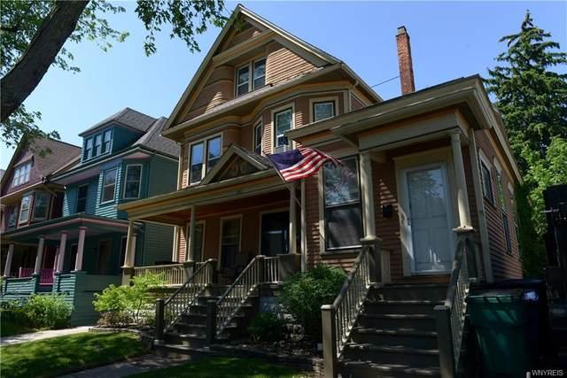 341 W Utica Street, Buffalo, NY 14222 (MLS #B1274646) :: 716 Realty Group