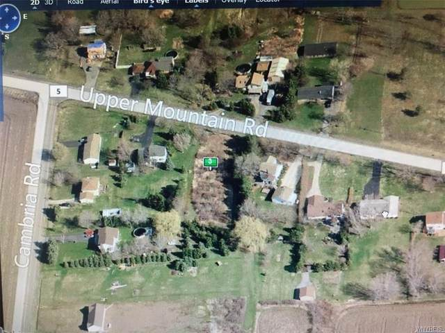 0 Upper Mountain Road, Lockport-Town, NY 14094 (MLS #B1274686) :: 716 Realty Group