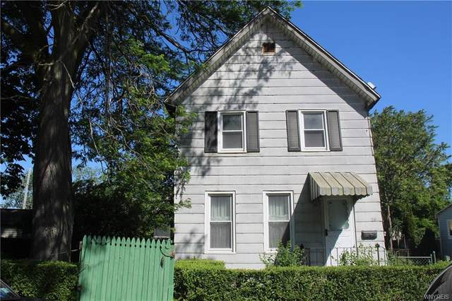 28 Saint Clair Street, Buffalo, NY 14204 (MLS #B1274792) :: Updegraff Group