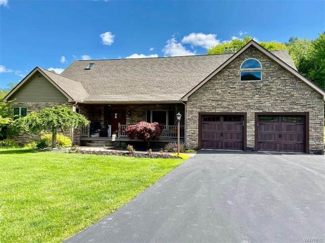 2 Red Oak Drive, Olean-Town, NY 14760 (MLS #B1274986) :: The Chip Hodgkins Team