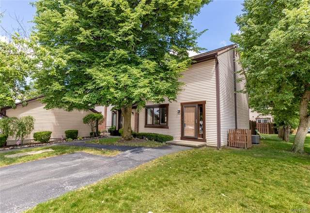 351 Charlesgate Circle, Amherst, NY 14051 (MLS #B1275046) :: 716 Realty Group
