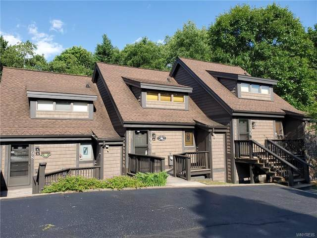 99 Brookline Rd-The Woods, Ellicottville, NY 14731 (MLS #B1275387) :: Robert PiazzaPalotto Sold Team