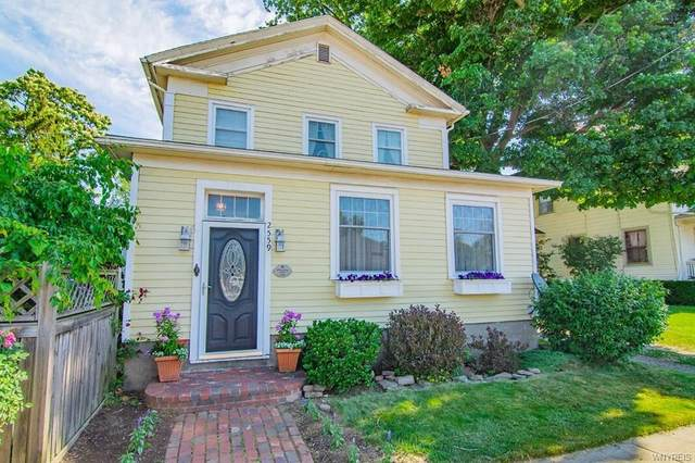 2559 Youngstown Lockport Road, Porter, NY 14131 (MLS #B1275505) :: Updegraff Group