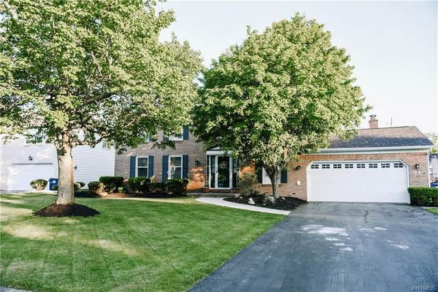 91 Valley Brook Lane, Amherst, NY 14051 (MLS #B1275743) :: 716 Realty Group