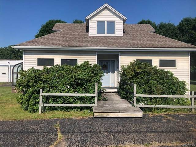 523 Portville Ceres Road, Portville, NY 14770 (MLS #B1276332) :: The Chip Hodgkins Team