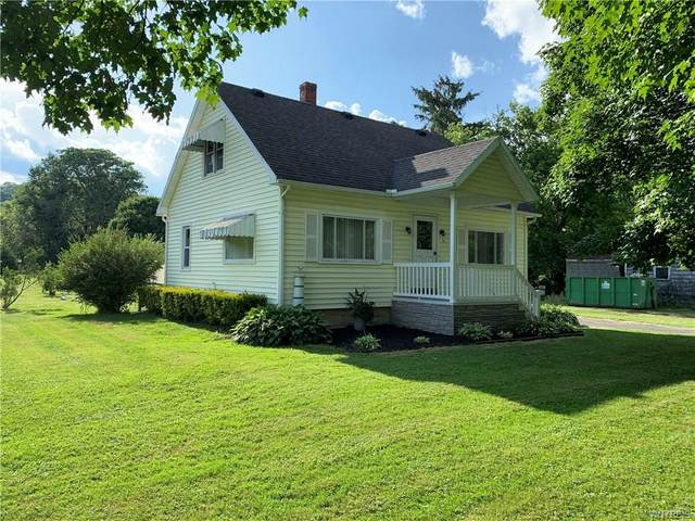 139 N Maple Street, Warsaw, NY 14569 (MLS #B1276483) :: MyTown Realty