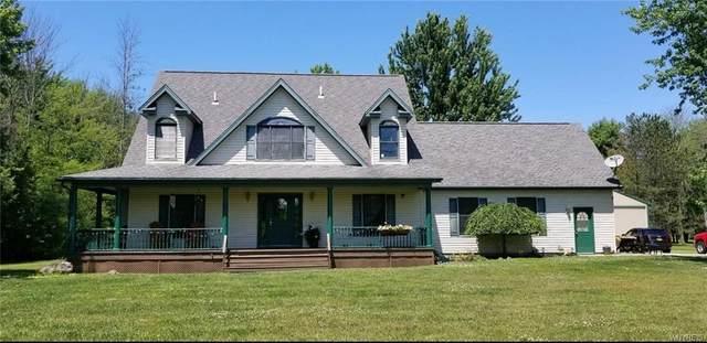 4665 Shadigee Road, Wilson, NY 14108 (MLS #B1276534) :: BridgeView Real Estate Services