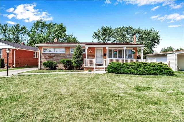 80 Noel Drive, Amherst, NY 14221 (MLS #B1276598) :: 716 Realty Group