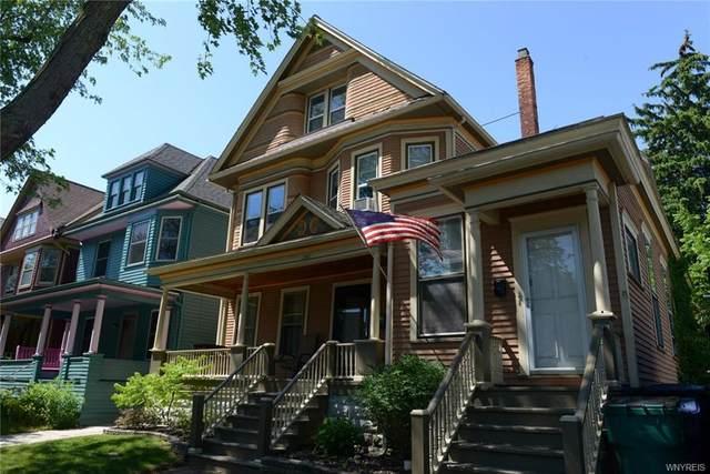 341 W Utica Street, Buffalo, NY 14222 (MLS #B1276671) :: 716 Realty Group