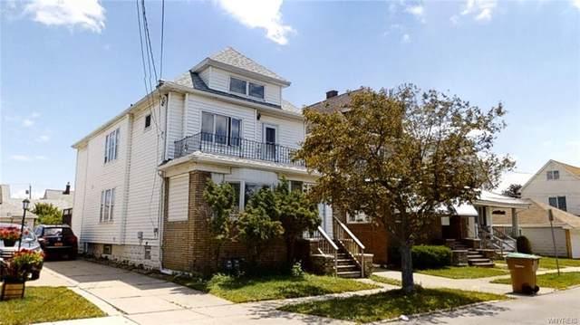 17 Gualbert Ave, Cheektowaga, NY 14211 (MLS #B1277112) :: Lore Real Estate Services
