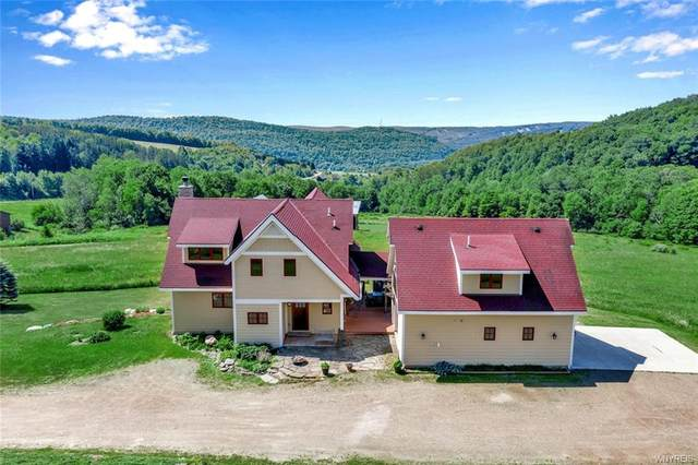 6935 Horn Hill Road, Ellicottville, NY 14731 (MLS #B1277147) :: Robert PiazzaPalotto Sold Team