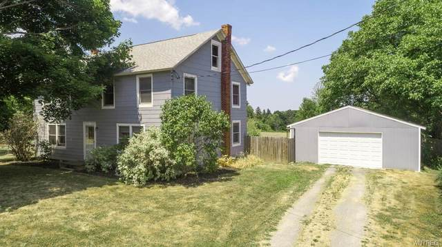 6597 Slayton Settlement Road, Lockport-Town, NY 14094 (MLS #B1277390) :: 716 Realty Group