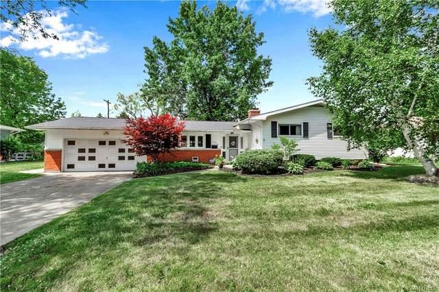 454 Brookwood Drive, Hamburg, NY 14075 (MLS #B1277586) :: Lore Real Estate Services